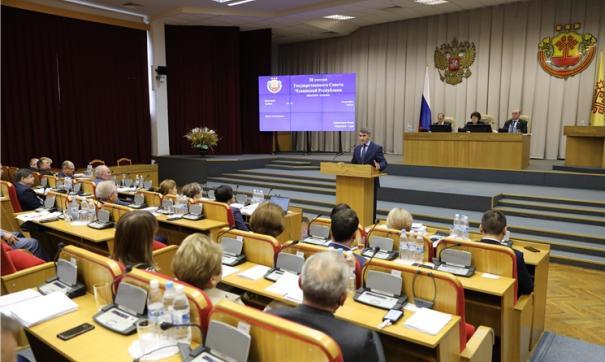 Большинство депутатов, как и в других регионах, высказались за поправки