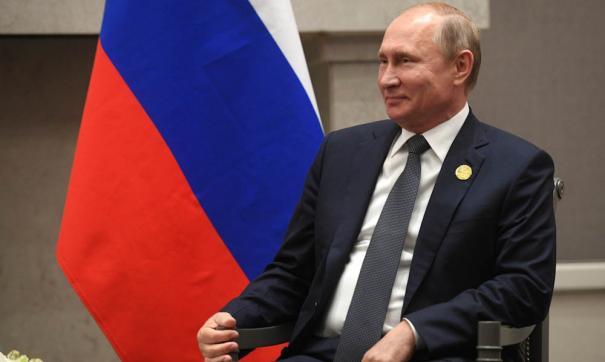 Предлагается переименовать улицу Терешковой в проспект Путина