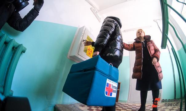 На Среднем Урале выявлены еще четыре заболевших коронавирусом