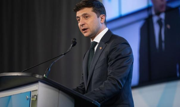 Зеленский призвал украинцев повышать демографию