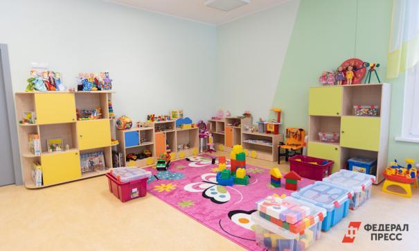 Детские сады не уходят на карантин