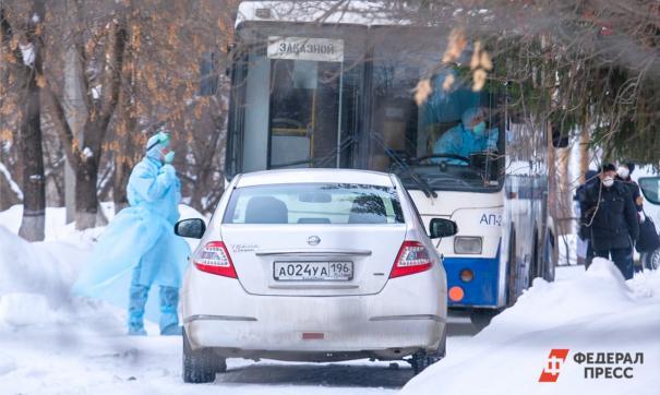 В Екатеринбурге усилили меры предосторожности из-за коронавируса
