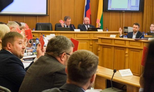 Спикер думы Екатеринбурга Володин со скандалом сместил председателя ключевой комиссии Вихарева