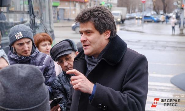 Мэр Екатеринбурга Александр Высокинский выразил мнение о поджогах бараков