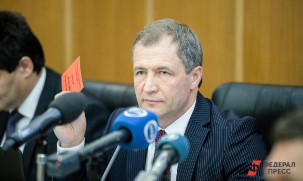 Спикера думы Екатеринбурга Володина лишили шансов «захватить» ещё одну комиссию