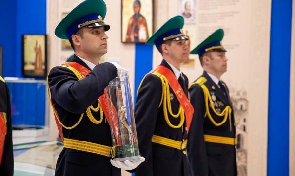 Эстафета Победы прибыла на Сахалин из Камчатки