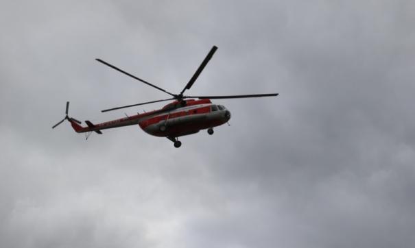 В Чите военный вертолет случайно выстрелил в жилой дом