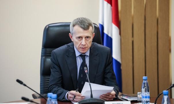 Дмитрий Мариза с 1991 года  работал в органах госбезопасности