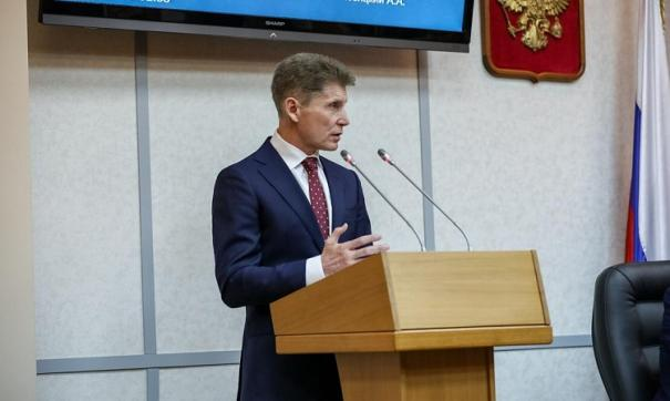 Благодаря губернатору, ЕР сумела вернуть часть позиций в Приморье