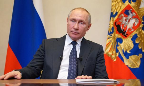 Президент призвал граждан к ответственному и сознательному подходу