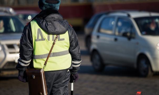 В Туве на постах ДПС водителям измерят температуру