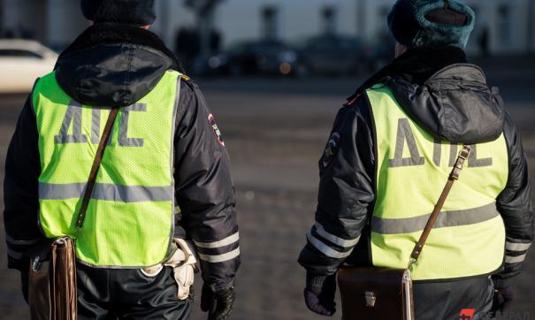 Трех кузбассовцев будут судить за избиение инспектора ДПС