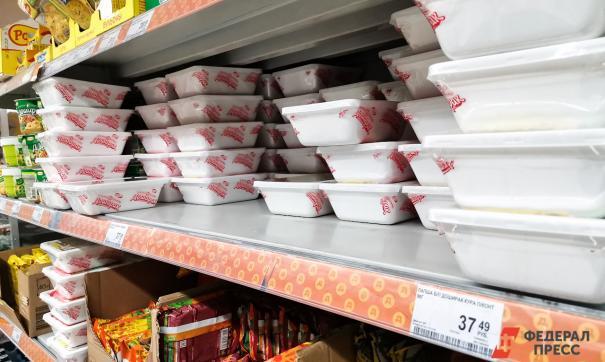 В Омской области нет дефицита продуктов