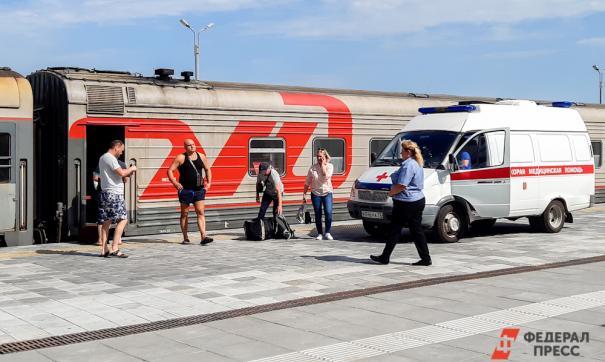 Казахстан и Узбекистан отменили все поезда в Новосибирск, Омск, Томск и Алтай