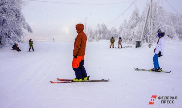 В Кузбассе закрывают курорт Шерегеш