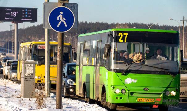 Власти Кузбасса не контролируют проведение санобработки в частных маршрутках