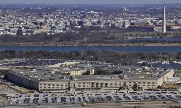 Пентагон вводит ограничение на передвижение военных внутри страны