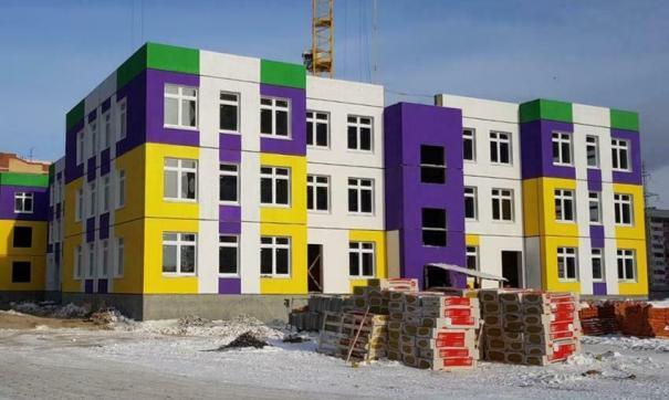 Дошкольное учреждение откроется в селе Евсино