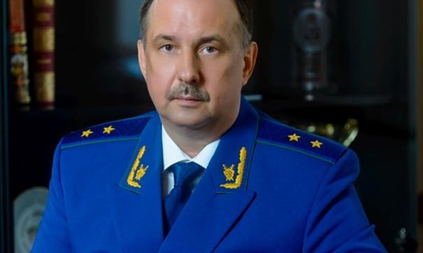 Новый прокурор Самарской области был представлен на заседании думы