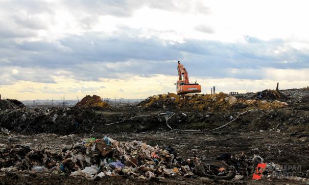 Работы по ликвидации мусорного полигона начались в 2018 году
