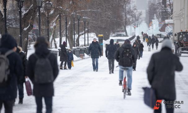 В Санкт-Петербурге и области ожидаются метель и снег