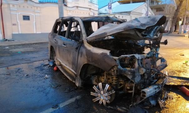Из-за аварии в центре Екатеринбурга погибли две женщины