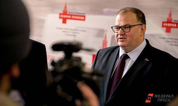 ФАС отчитала свердловского министра Цветкова за антиконституционное предложение