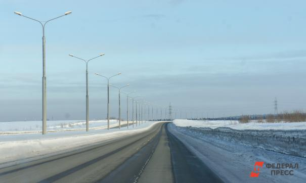 На трассе Екатеринбург – Пермь до 20 марта ограничено движение