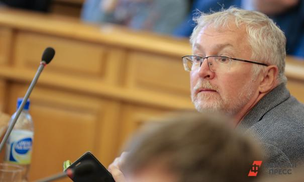 У екатеринбургского депутата Киселева подозревают коронавирус?