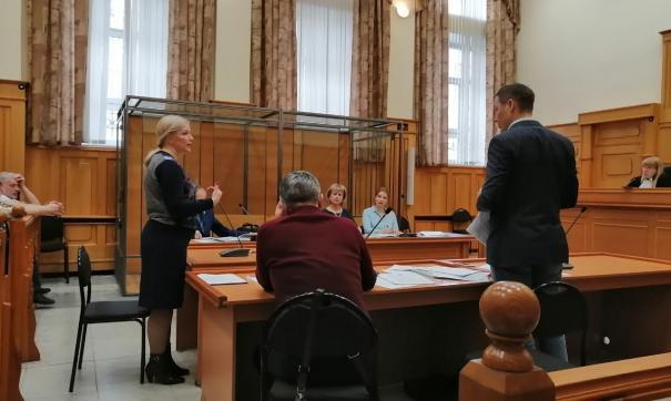 В качестве свидетеля на суде выступила депутат ЗСО Ольга Мухометьярова