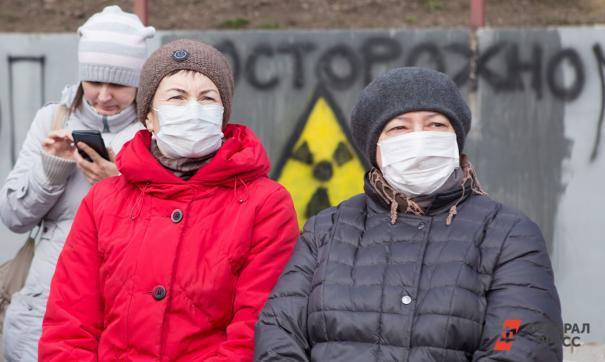 Медицинские маски относятся к опасным отходам класса «Б».