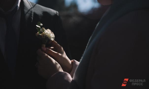 В России все меньше вступают в браки