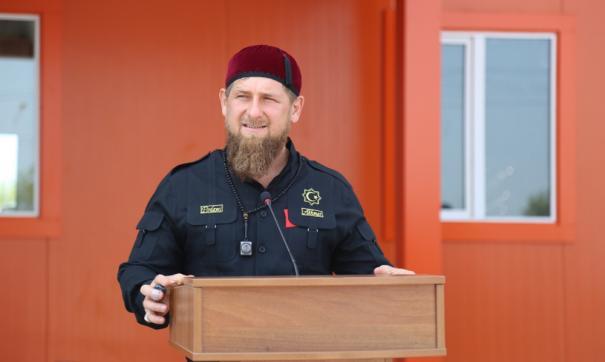 Кадыров устроил праздник маленькому мальчику из Брянска