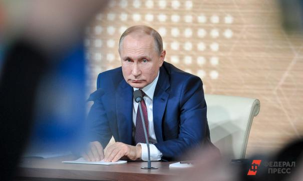 Путин встретился с представителями фракций Госдумы.