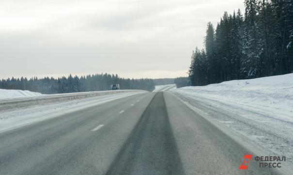 Работы ведутся в рамках национального проекта «Безопасные и качественные автомобильные дороги»