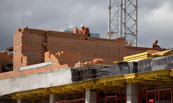 Многие дома будут достроены в нынешнем году