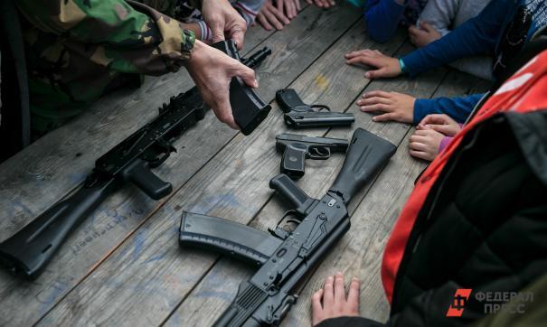 В России выросли продажи на патроны и бейсбольные биты