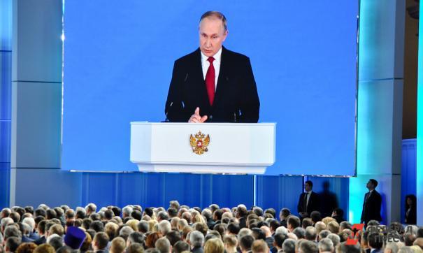 Владимир Путин озвучил планы для борьбы с коронавирусом в мире
