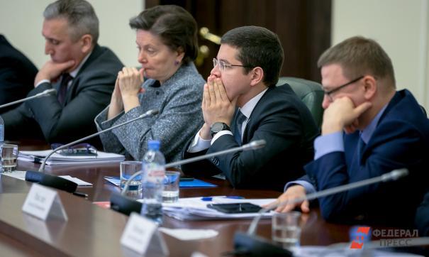 Сотрудника правительства России проверяют на коронавирус