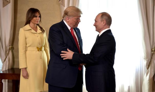 Россия отправит США гуманитарную помощь