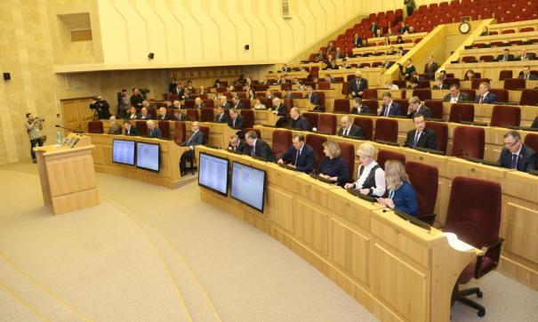 Депутаты приняли план реализации наказов избирателей на 2020 год