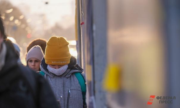 Несмотря на предупреждение медиков, люди выходят из своих квартир
