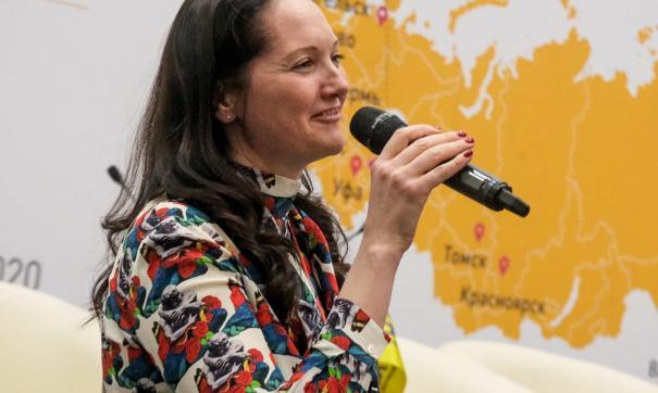 Екатерина Иноземцева рассказала, что необходимо Свердловской области