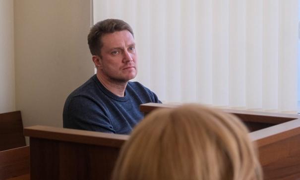 Олег Кагилев взят под стражу в зале суда