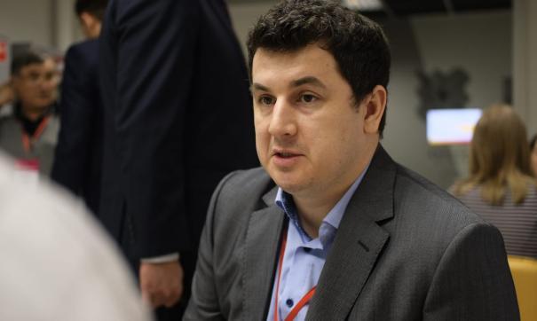 Антон Алимов рассказал о поддержке стартапов