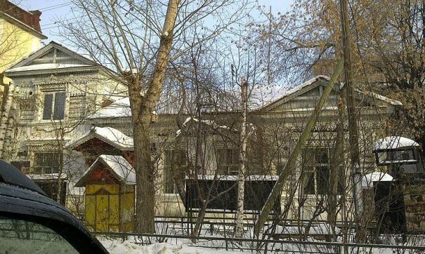 «Дом Маева» был построен в начале прошлого века