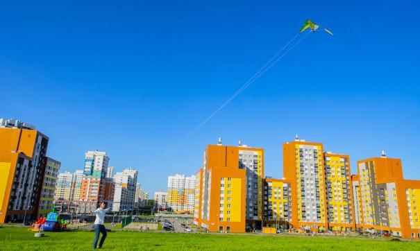 Кредит можно получить при покупке жилья в новых кварталах