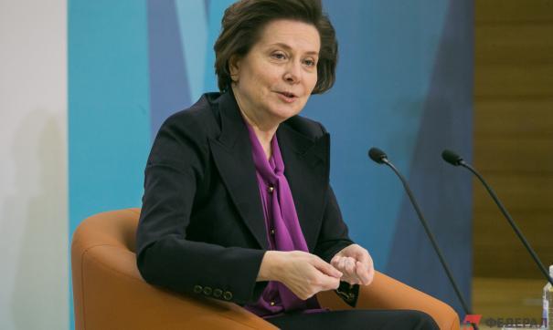 Новый губернаторский срок для Натальи Комаровой вполне реален