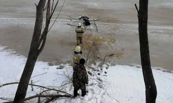Утонувший в Югре рыбак