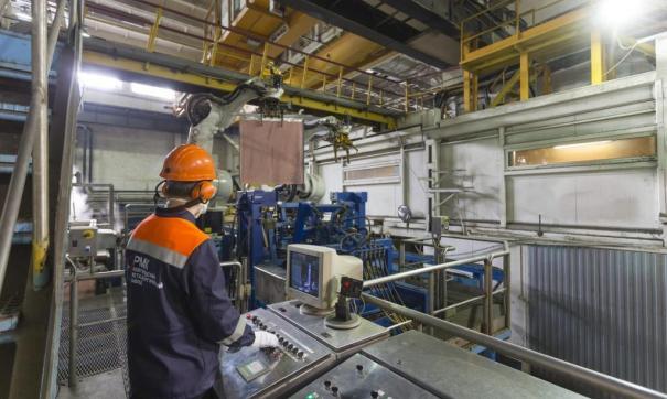 Новгородский металлургический завод прошел международную сертификацию